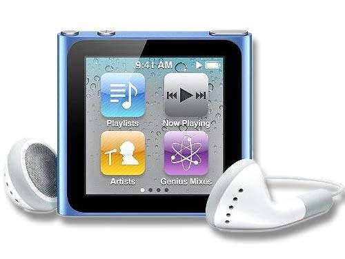 Apple iPod nano 16GB MC69…
