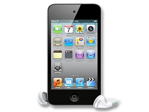Apple iPod touch 64GB MC5…