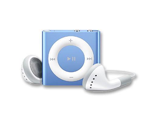 Apple iPod shuffle 2GB MC…