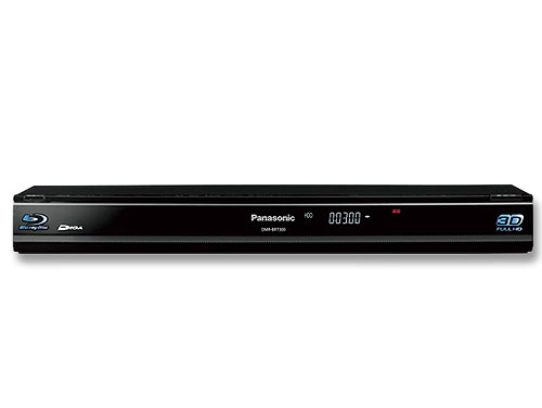 Panasonic DIGA 500GB「3D対応…