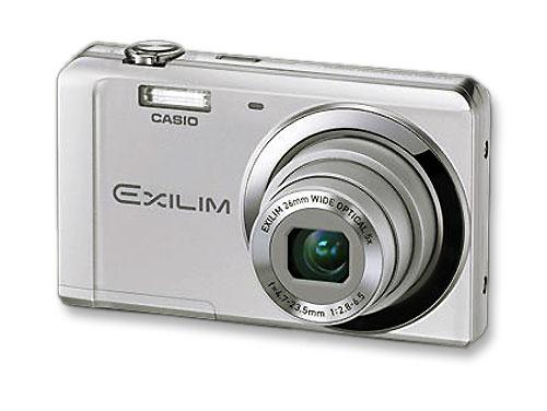 CASIO「デジタルカメラ」EXILIM EX-ZS5 SR(シルバー)