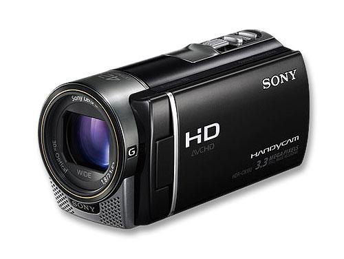 SONY HANDYCAM「デジタルHDビデオカメ…