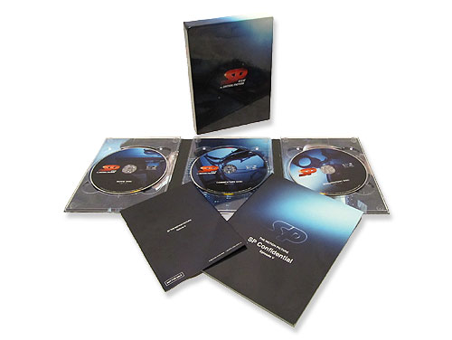 SP 野望篇 DVD 特別版「SP THEMOTI…