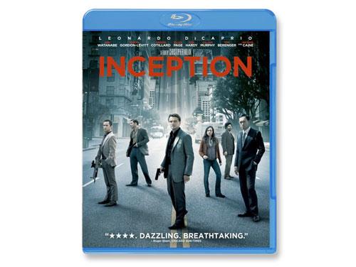 インセプション Blu-ray(中古品)*
