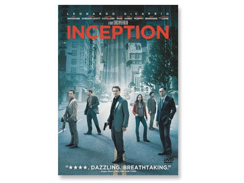 インセプション DVD(中古品)*