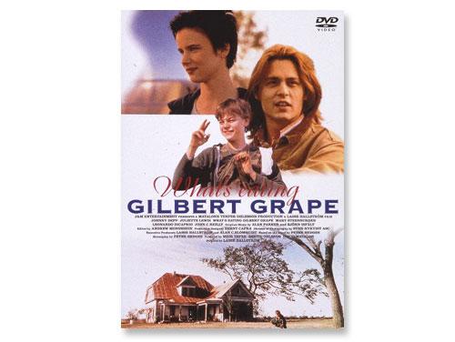 ギルバート・グレイプ DVD(中古品)*
