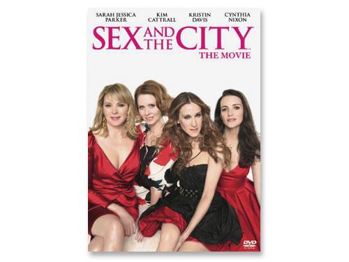 セックス・アンド・ザ・シティ「ザ・ムービー」DVD…
