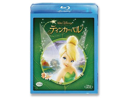 ティンカー・ベル Blu-ray(中古品)*