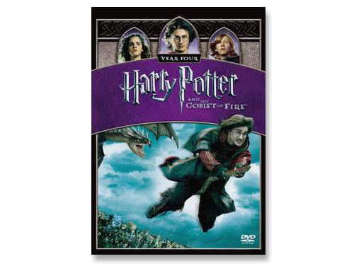 ハリー・ポッターと炎のゴブレット DVD(中古品)…