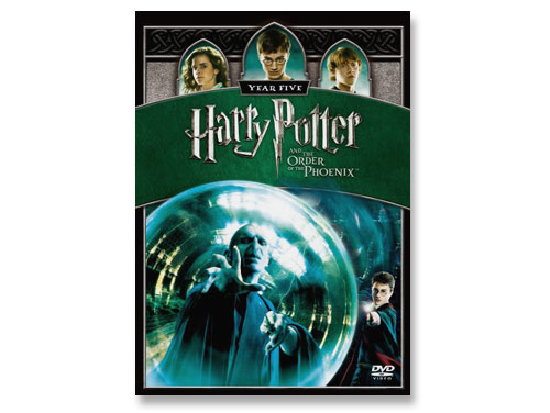 ハリー・ポッターと不死鳥の騎士団 DVD(中古品)…
