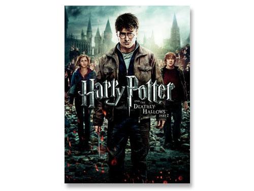 ハリー・ポッターと死の秘宝「PART2」DVD(中…