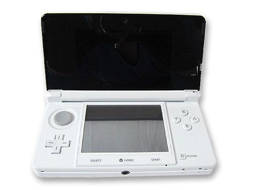Nintendo ニンテンドー3DS(アイスホワイ…