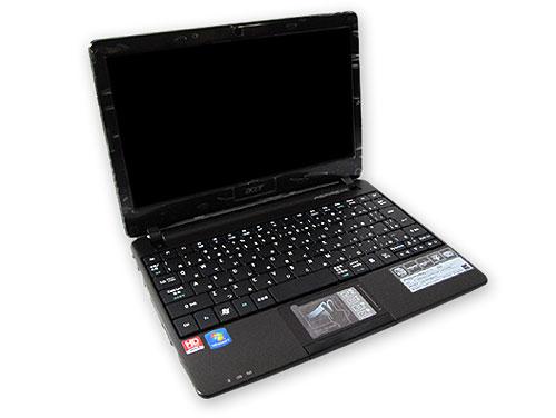Acer Aspire one「ミニノートパソコン…