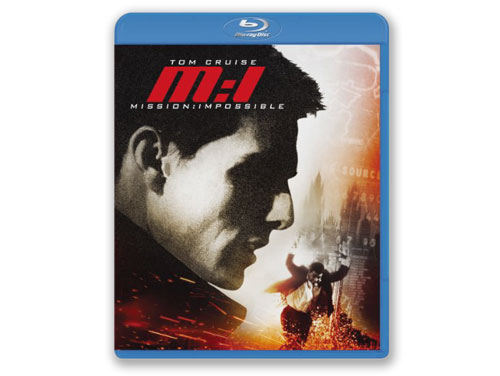M:I「ミッション:インポッシブル」Blu-ray…