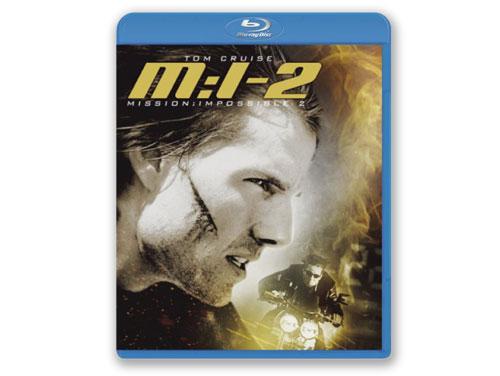 M:I-2「ミッション:インポッシブル2」Blu-…