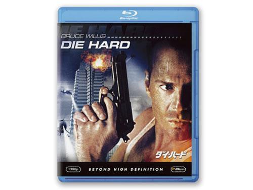 ダイ・ハード Blu-ray(中古品)*