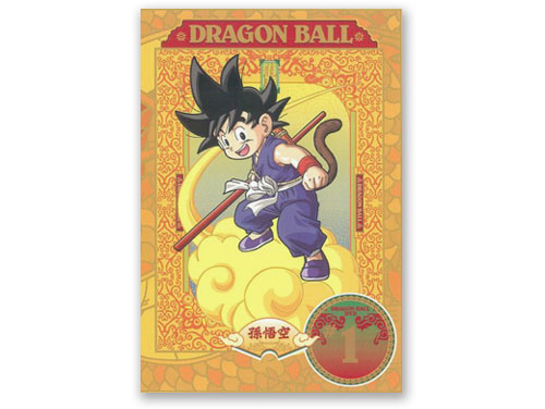 DRAGON BALL vol.1 DVD*