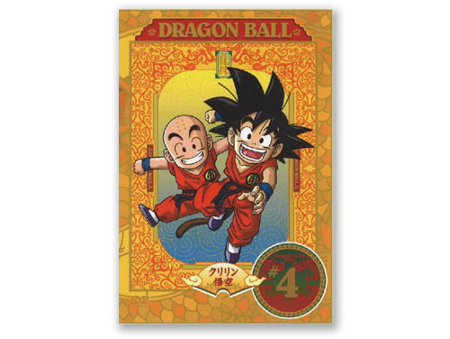 DRAGON BALL vol.4 DVD*