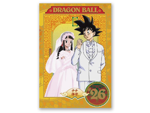 DRAGON BALL vol.26 DVD*