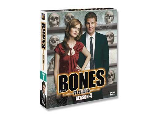 BONES-骨は語る- シーズン4 (SEASON…