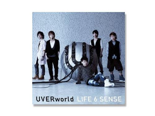 LIFE 6 SENSE(通常盤) UVERwor…