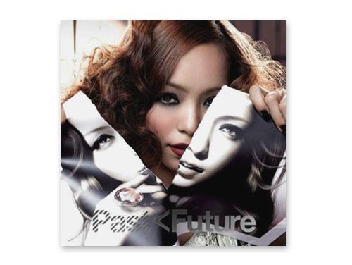 PAST<FUTURE (CD+DVD)  安室奈…