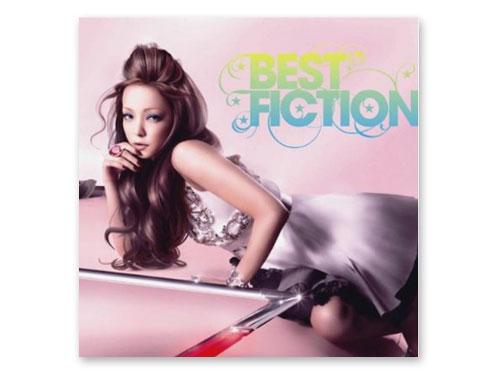 BEST FICTION (CD+DVD) 安室奈…