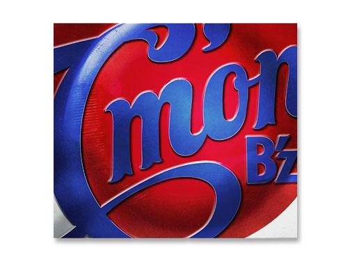 C'mon(通常盤) / B'z (中古品)*