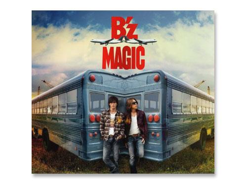 MAGIC(通常盤) / B'z(中古品)*
