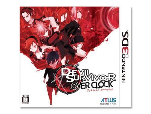 デビルサバイバー オーバークロック/3DS*