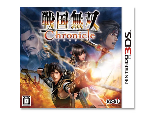 戦国無双 Chronicle/3DS(中古品)*