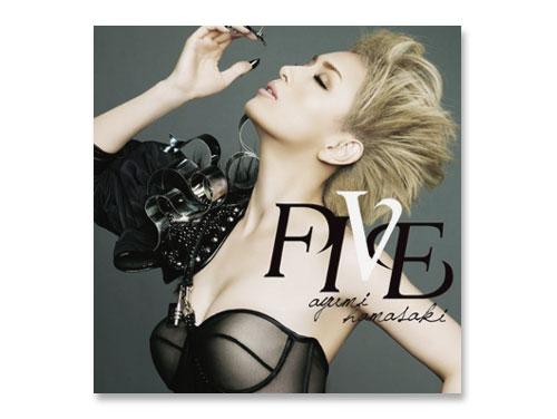 FIVE(通常盤) / 浜崎あゆみ (中古品)*