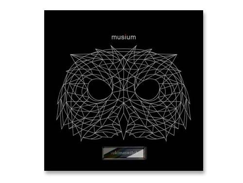 musium(通常盤) / スキマスイッチ*