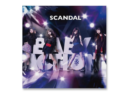 BABY ACTION (通常盤) / SCAND…