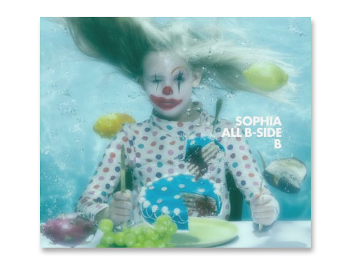 ALL B-SIDE「B」 / SOPHIA*