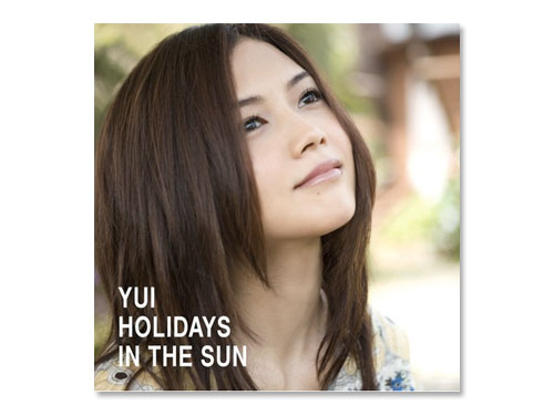 HOLIDAYS IN THE SUN(通常盤) / YUI(中古品)*