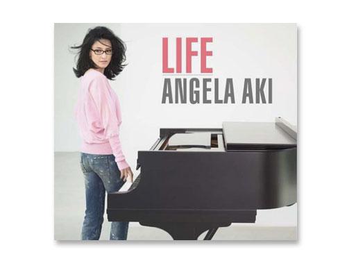 LIFE(通常盤) / アンジェラ・アキ(中古品)…
