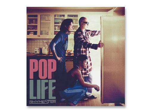 POP LIFE(通常盤) / RHYMESTER…