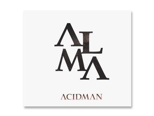ALMA / ACIDMAN(中古品)*