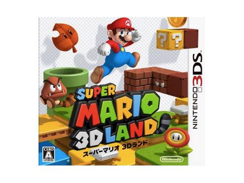 スーパーマリオ3Dランド/3DS*