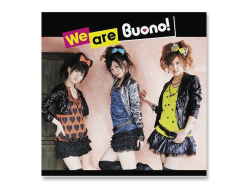 We are Buono!(通常盤) / Buon…