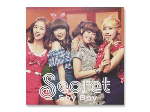 Shy Boy(通常盤) / Secret*