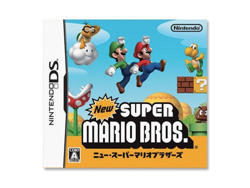 New スーパーマリオブラザーズ/DS*
