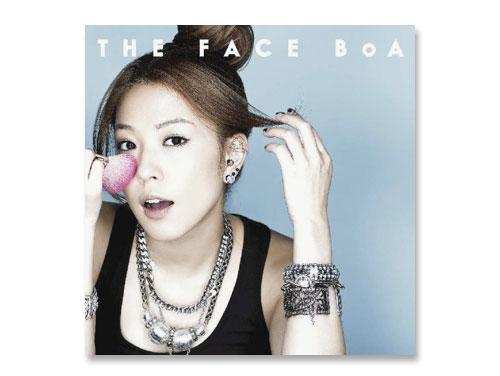 THE FACE(通常盤) / BoA(中古品)*