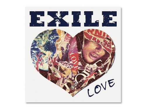 EXILE LOVE(通常盤) / EXILE(中…