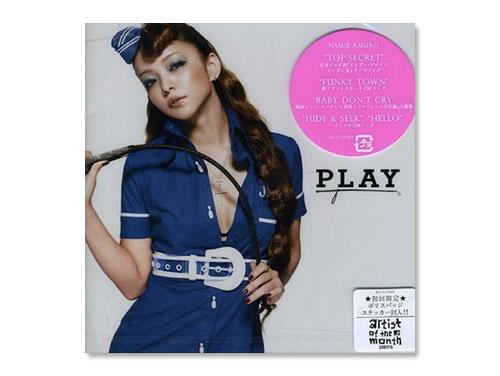 PLAY(通常盤) / 安室奈美恵(中古品)*