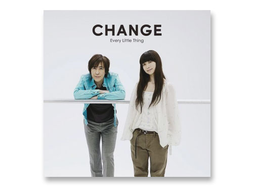 CHANGE(通常盤) / Every Littl…