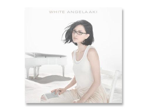 WHITE(通常盤) / アンジェラ・アキ*
