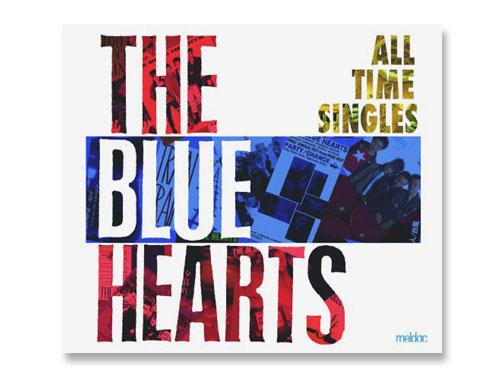 ALL TIME SINGLES ~SUPER PREMIUM BEST~(アンコールプレス盤)(DVD付) / THE BLUE HEARTS*