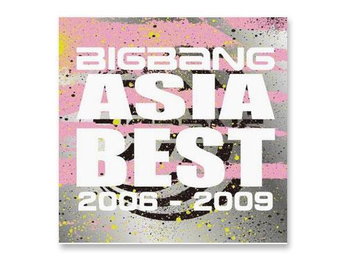 ASIA BEST / BIGBANG(中古品)*